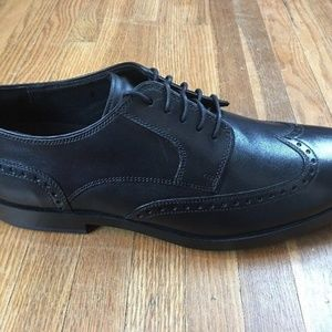 Mens Cole Haan Jay Grand Oxford Wingtip Shoes
